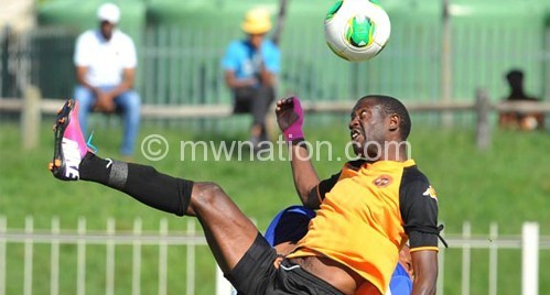I am planning to retire and start coaching courses: Kanyenda