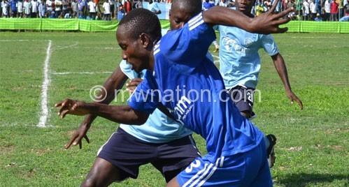 Has an eye for goal: Kaziputa