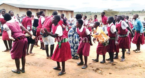 Girls have to enjoy education, not forced into marriages