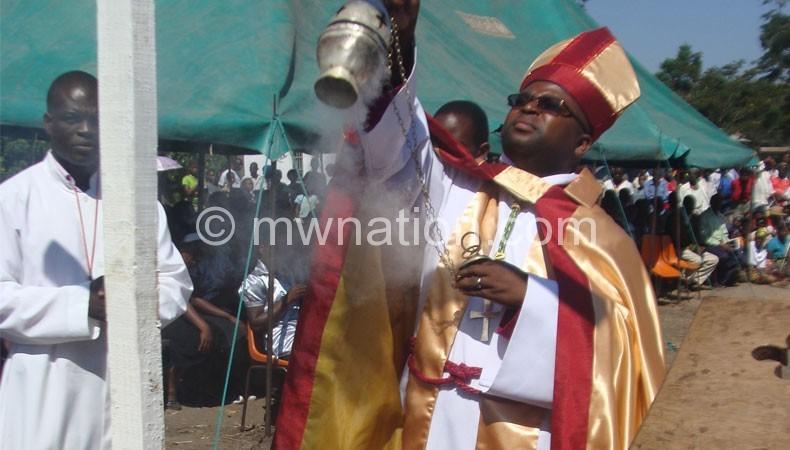 Underfire: Bishop Malasa
