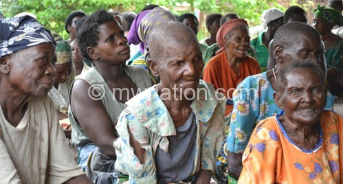 Elderly people | The Nation Online