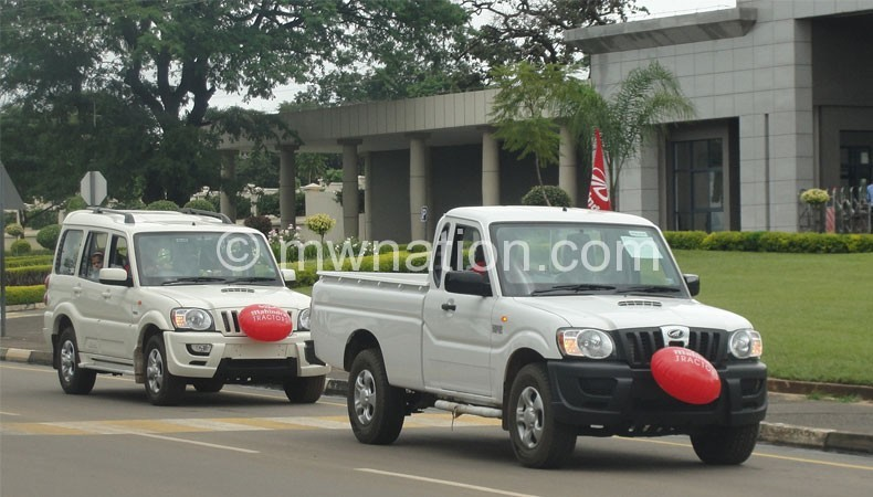 Motorists are required to acquire a CoF for their vehicles to use Malawian roads