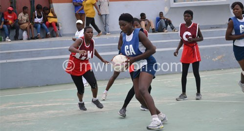 OG Issa netball action | The Nation Online