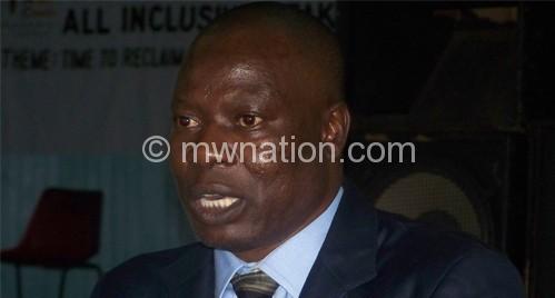 Phiri: We are not targeting government