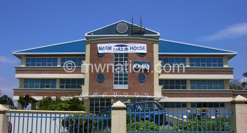 Masm House in Blantyre