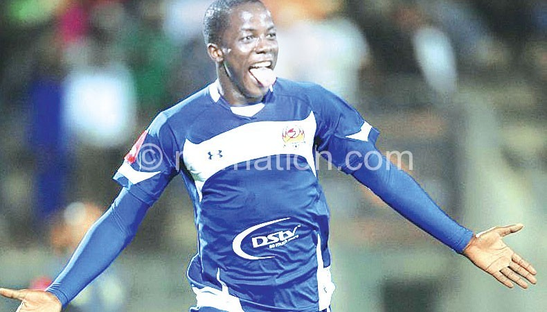 Was streched off with head injury: Nyondo
