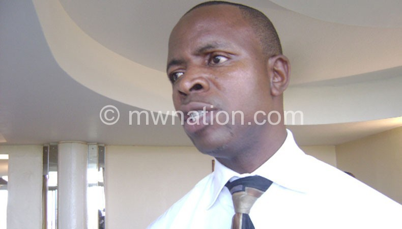 Ceased to be reverend: Mhango