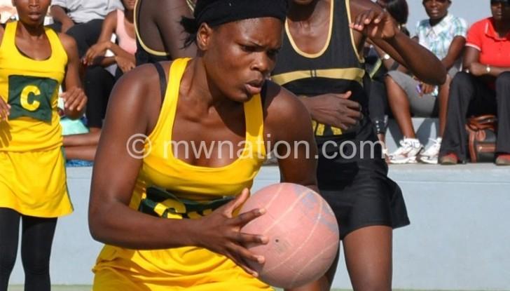 Diamonds netball e1441091860891   The Nation Online