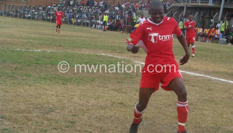 Holds the highest scoring record: Malunga