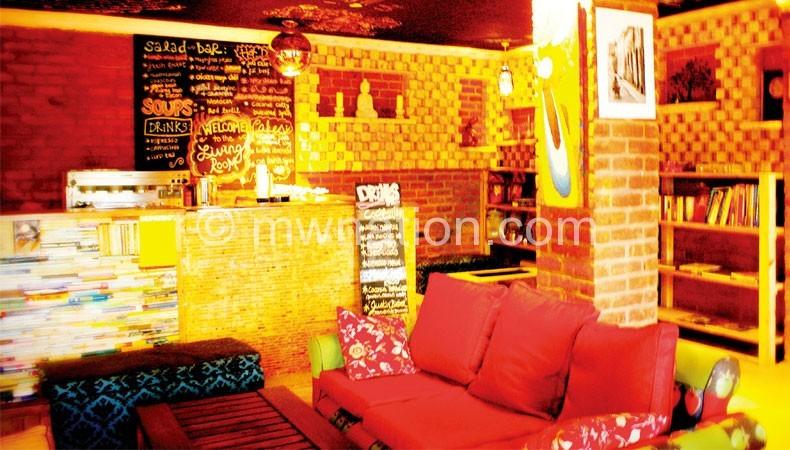 Livingroom cafe lilongwe | The Nation Online