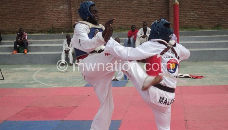 Malawi Taekwondo   The Nation Online
