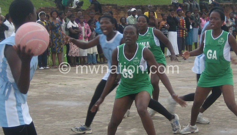Airtel Champs: Mimosa Queens (in green)