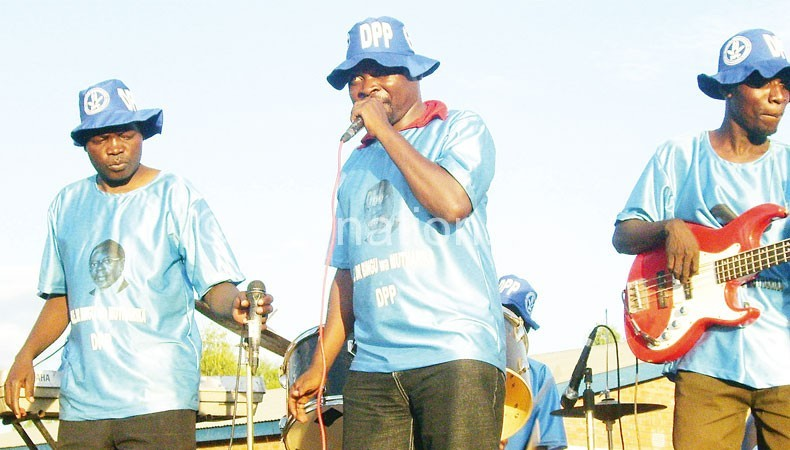 Nkasa was also famous for his traditional beats, but never made it beyond Malawi