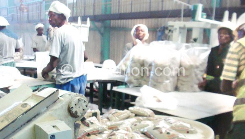 Malawi produces high quality sugar