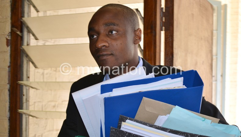 Gondwe: There is no intention to pursue case