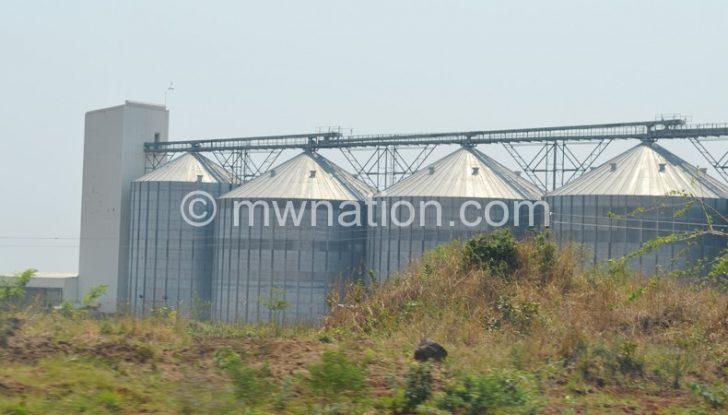 To keep government maize: Mzuzu silos