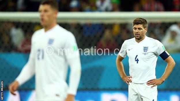 Future looks gloomy for england