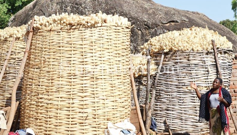 Maize grainaries | The Nation Online