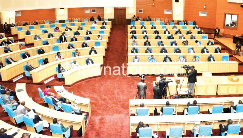 Parliament 2014 | The Nation Online