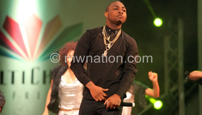 One of Nigerian artists most immitated by Malawian artists: Davido