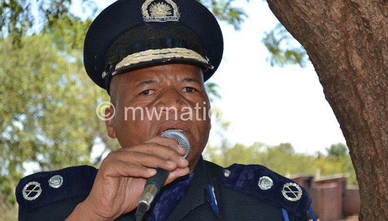 In charge of operations: Kanyama