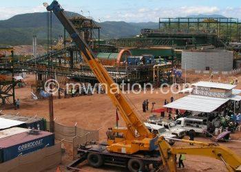 Kayelekera Mine was put under care and maintenance in 2014