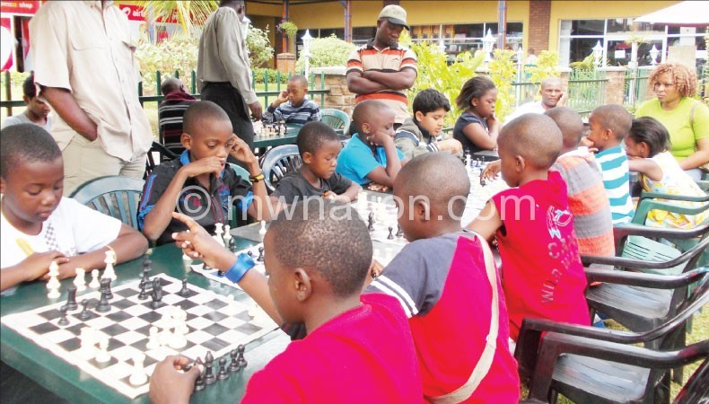 Some of the pupils expected to participate in the tournament