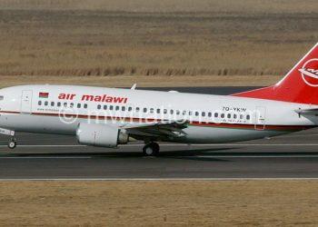 Liquidated Air Malawi plane