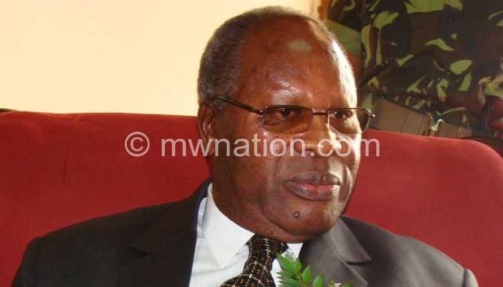 Spearheaded the initiative: Muluzi