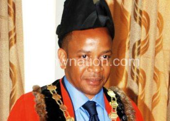 Mfumu ya mzinda wa Blantyre: Noel  Chalamanda
