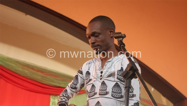 Lawi performing | The Nation Online