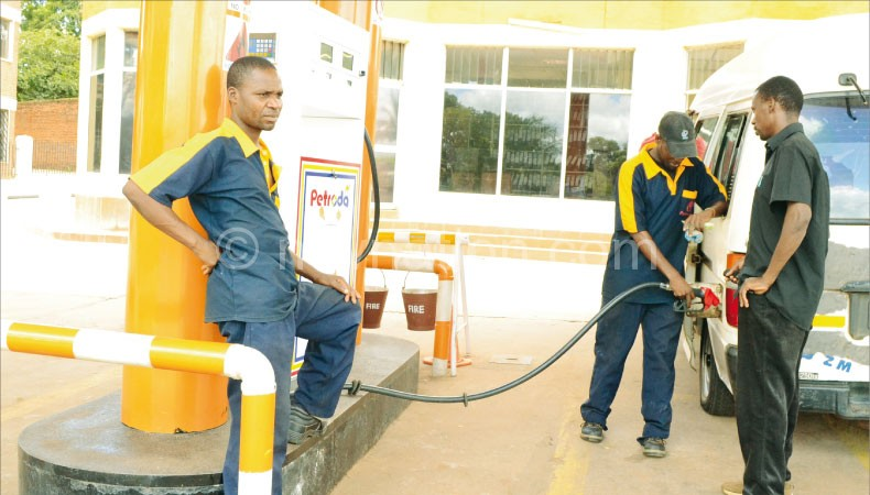 feeling stations such as these could be selling ethanol