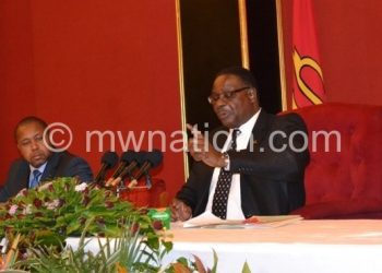 Mutharika welcomed new friends of Malawi
