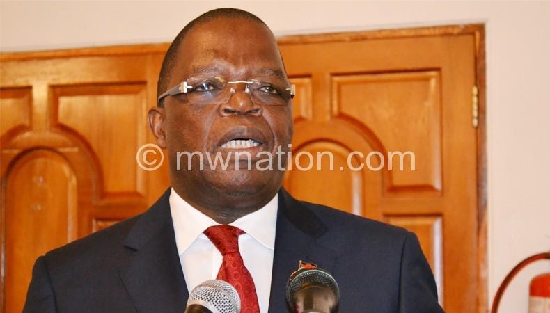 ken lipenga | The Nation Online