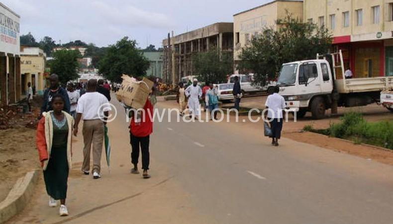mzuzu roads | The Nation Online