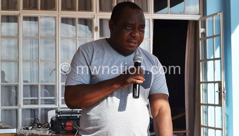Ngwira: Settle claims