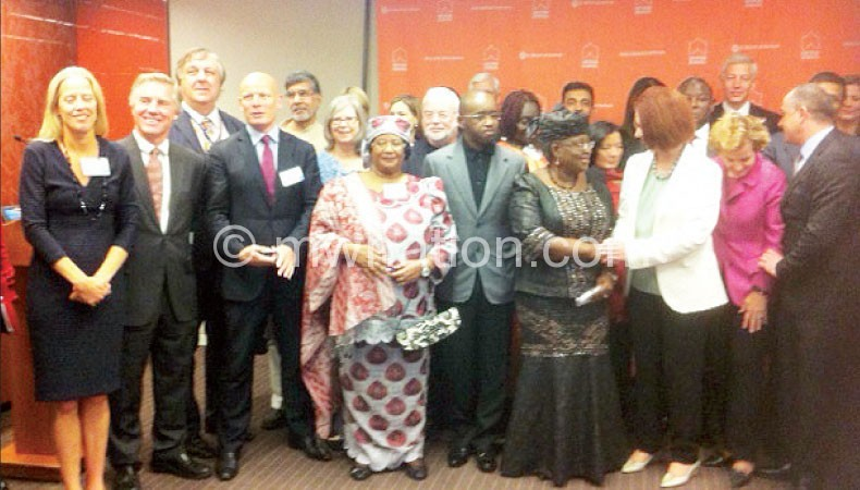 UN education envoy Brown | The Nation Online