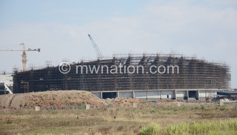 The Bingu National Stadium