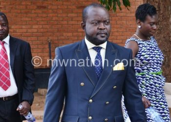 Denied contacting witnesses: Mphwiyo