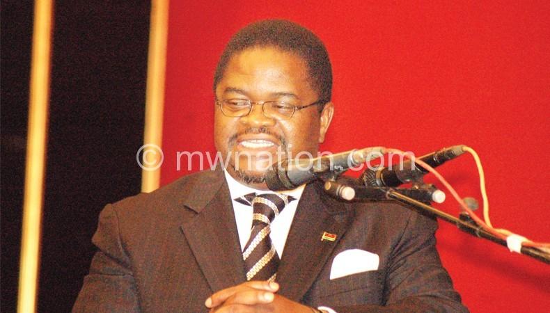 Presented the bill: Msaka