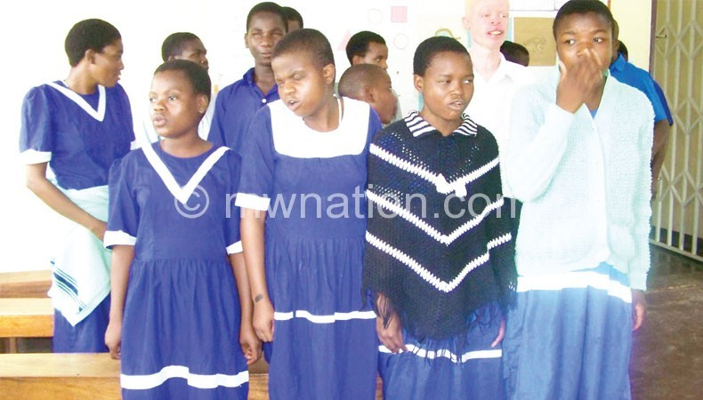 Disabled girls | The Nation Online