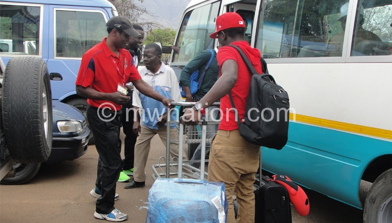 Gaba airport | The Nation Online
