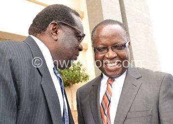 Chuka and Gondwe want the economy back on track