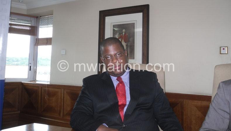 Kondowe: I am taking a break to reflect