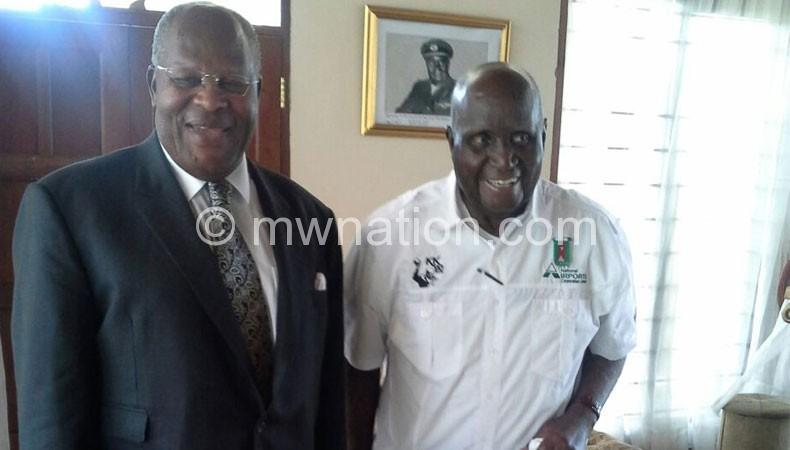 Muluzi zambia kk | The Nation Online