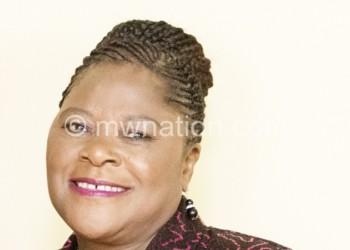 Prophetess Lonia Nkhoma