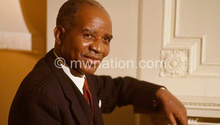 Did not tolerate dissenting veiws: Kamuzu