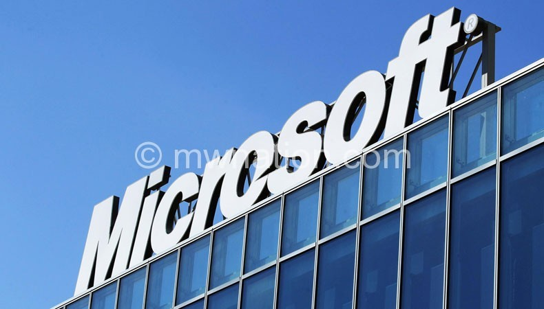 microsoft   The Nation Online
