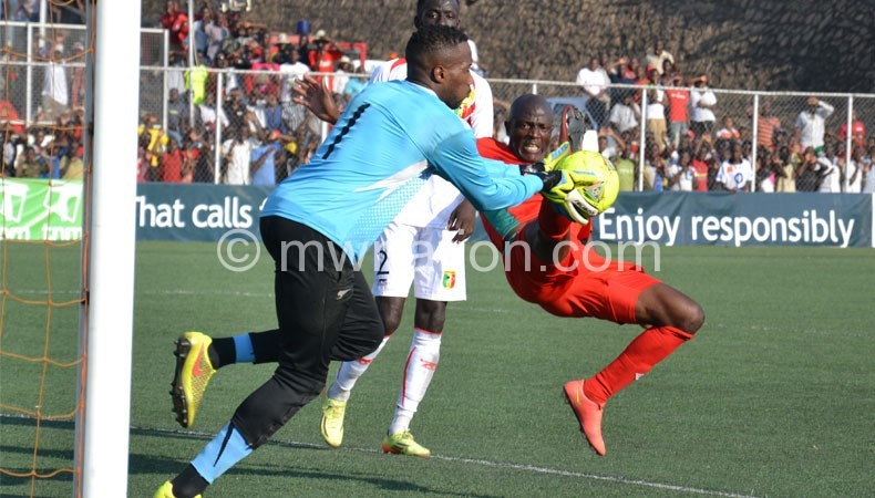 Kanyenda in action