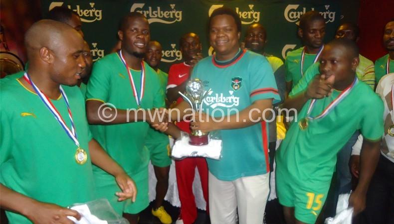 Chirwa twikale trophy | The Nation Online